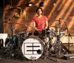 Real Drums On Demand Recording drummer Mike Avenaim