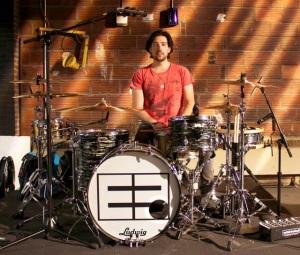 Real Drums On Demand Recording drummer Mike Avenaim