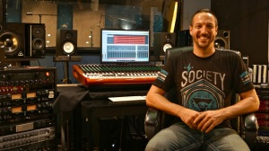 Producer & Recording Engineer Charlie Waymire