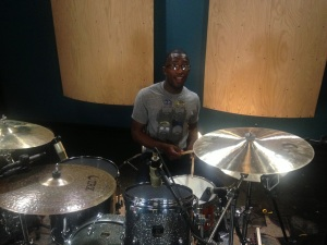 Session Recording Drummer David Myers