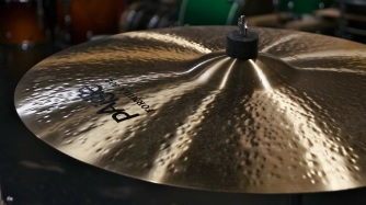 "Ultimate Rhythm Studio's Paiste 602 Modern Essential 22"" Ride Cymbal"