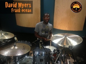 Real Drum Tracks Now Session Recording Drummer David Myers