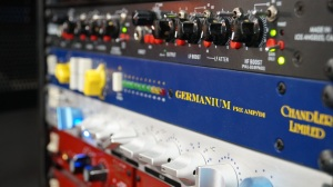 Ultimate Rhythm Studio's Chandler Limited Germanium Microphone Preamp
